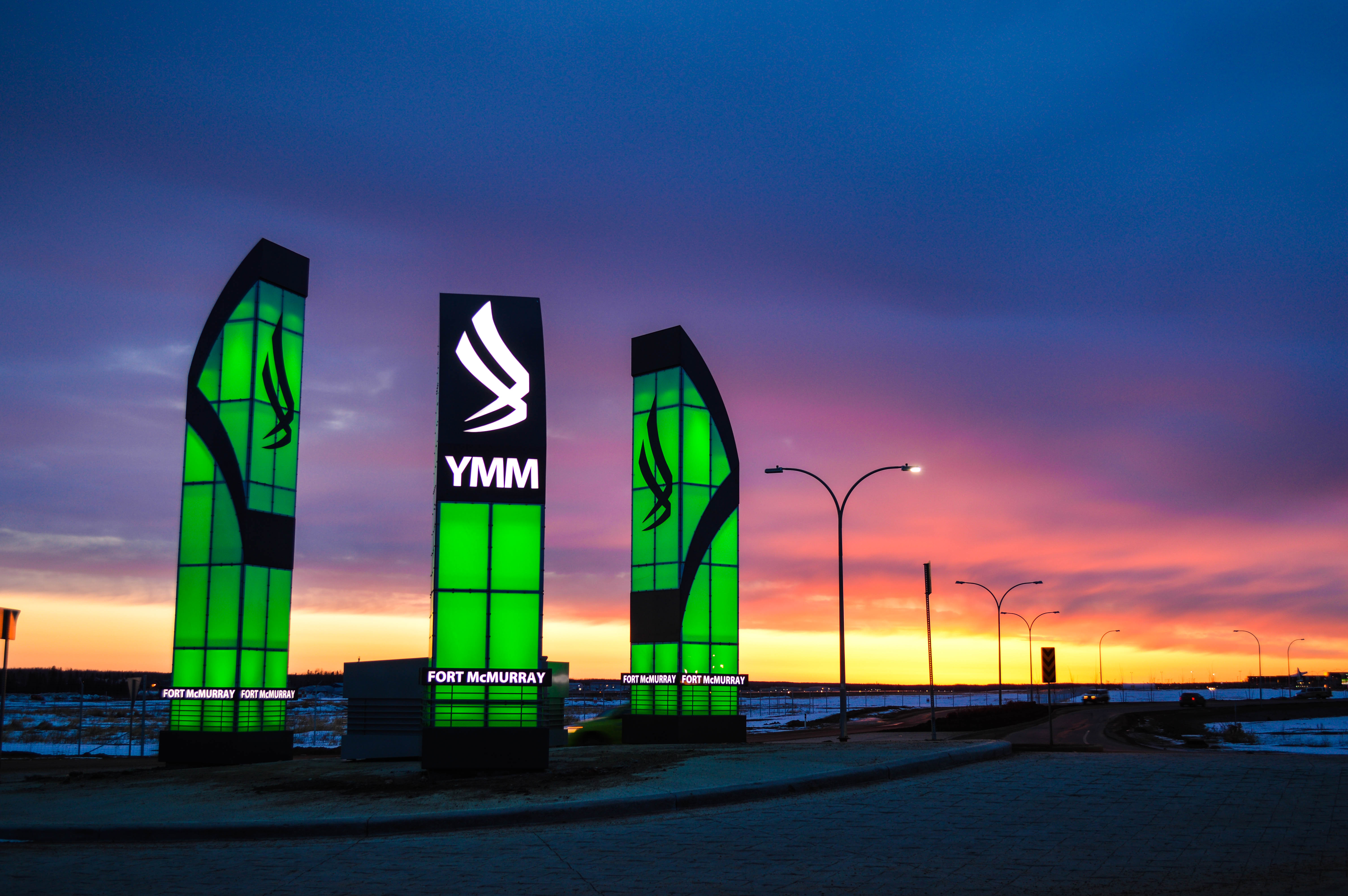 YMM Airport